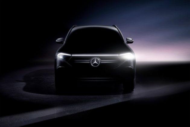 Mercedes-Benz EQA