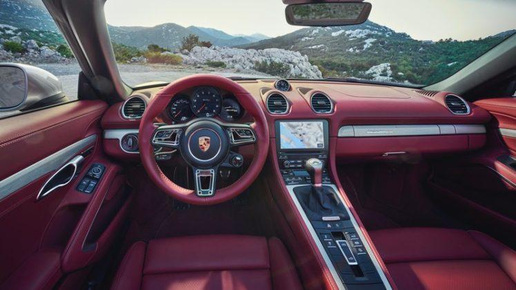 Porsche Boxster 25 anos