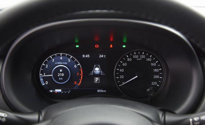 Interior Novo Nissan Kicks 2022