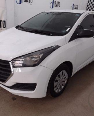 Leilão conta com Corolla usado e este HB20 com lance a partir de R$ 15 mil