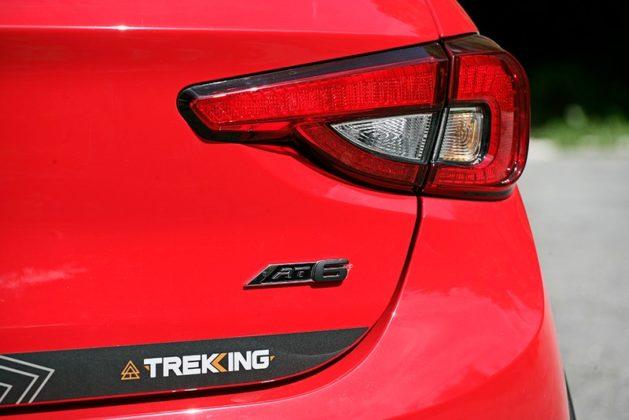 Fiat Argo Trekking 2021