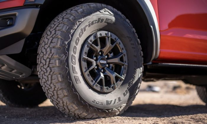 Ford Raptor 2021