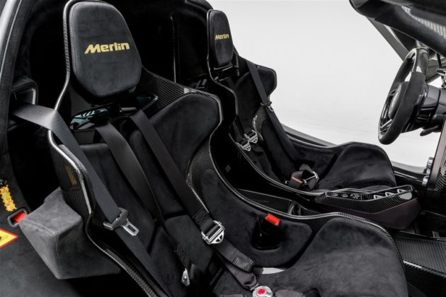 McLaren Senna Merlin MSO