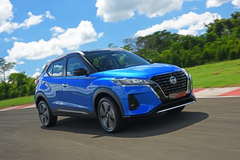 Nissan Kicks 2022 SUVs