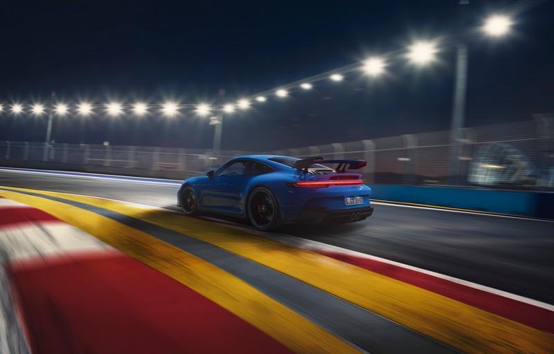 Novo Porsche 911 GT3