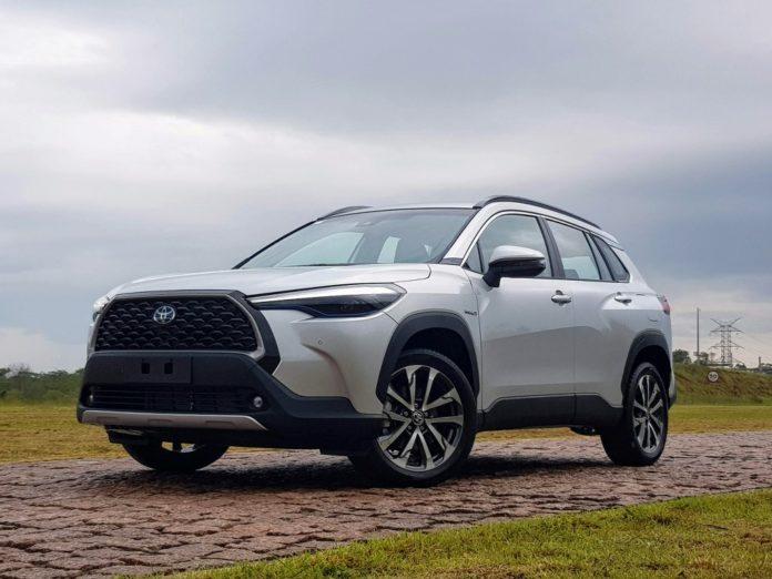 Toyota Corolla Cross XRE