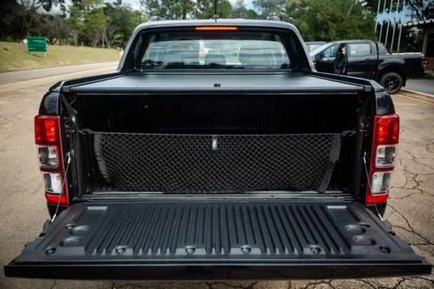 Ford Ranger Black