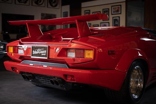 Lamborghini Countach edição de 25 anos (13)
