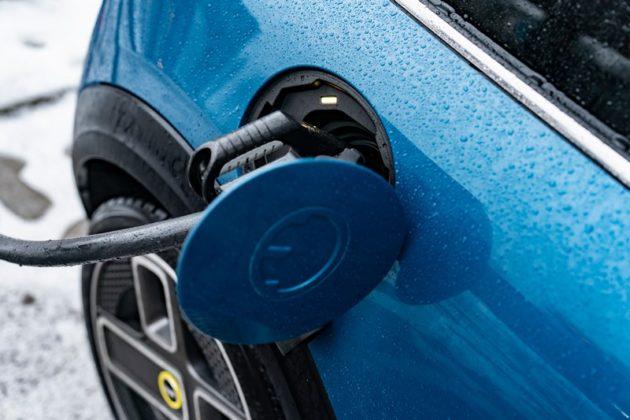 Mini Cooper SE 100% elétrico