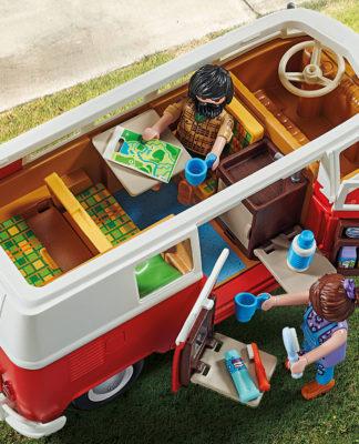 Volkswagen Kombi Playmobil