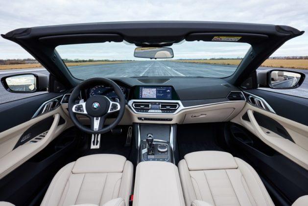 BMW 430i Cabrio M Sport