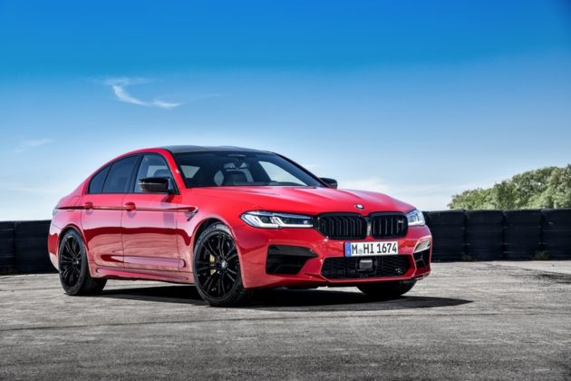 BMW M5 Competition