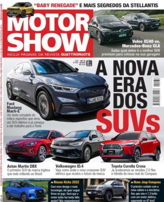 Motor Show 438 Abril Maio