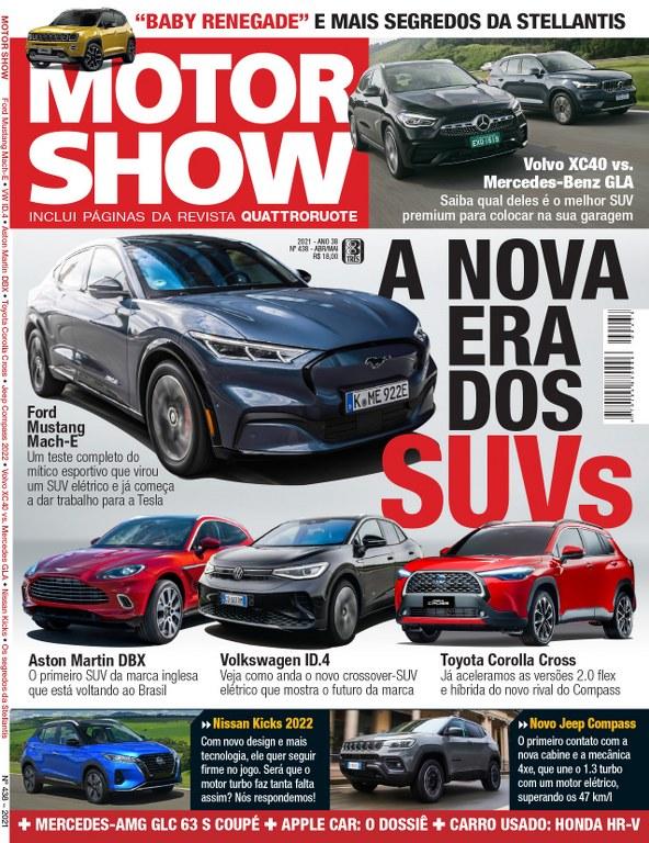 Motor Show 438 Abril Maio SUVs