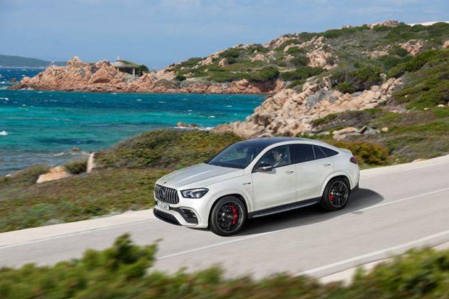 Mercedes-AMG GLE 63 S 4MATIC+ Coupé