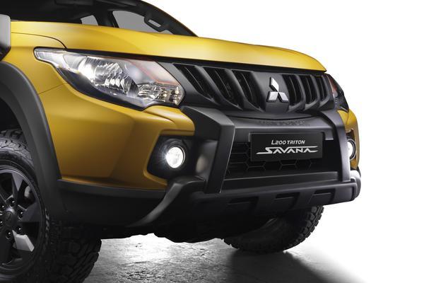 Mitsubishi L200 Triton Savana 2022
