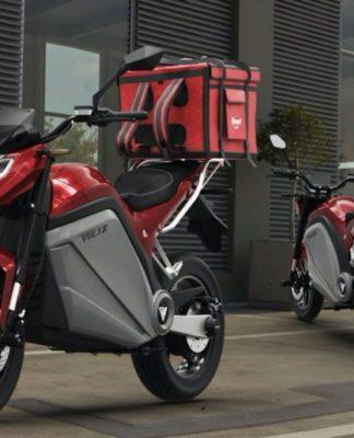 Voltz cria versão para delivery da moto elétrica EVS