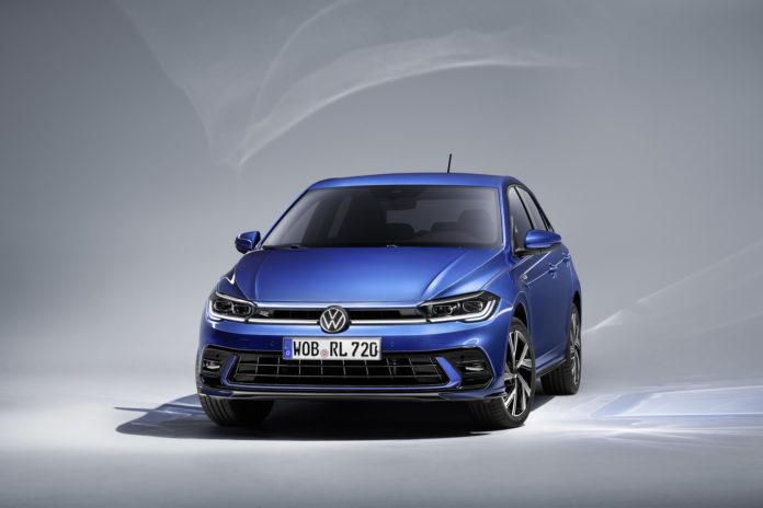 Novo VW Polo