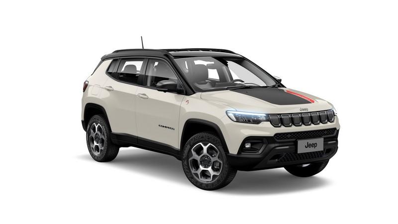 Novo Jeep Compass Trailhawk 2022