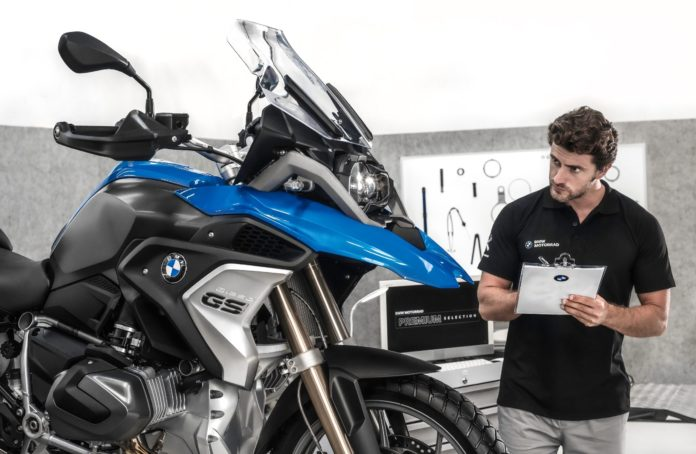 BMW Motorrad lança programa de motos seminovas certificadas
