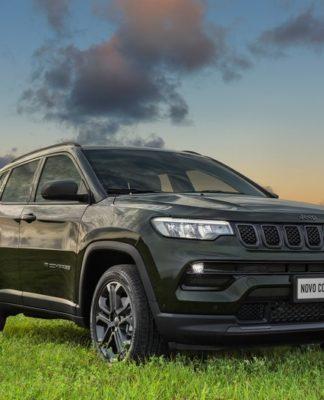 Pré-venda Novo Jeep Compass encerra em 48 horas