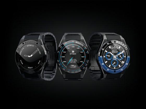 """Bugatti lança smartwatches a preços """"populares"""""""