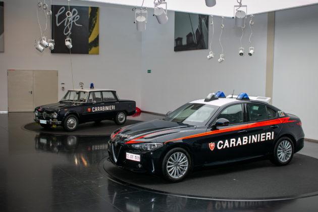Alfa Romeo Giulia Radiomobile