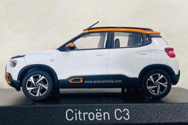 Novo Citroën C3 SUV