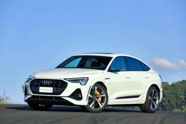 Audi e-tron S Sportback Carro elétrico