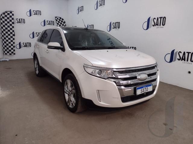 Leilão do Santander tem Ford Edge a partir de R$ 34 mil