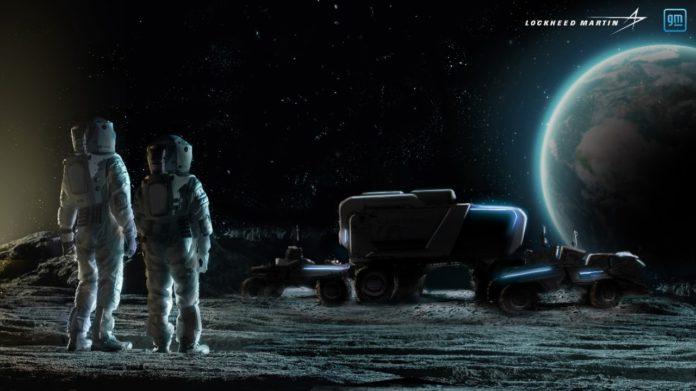 General Motors irá projetar carro para rodar na Lua