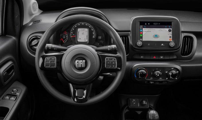 Fiat Mobi Trekking 2022