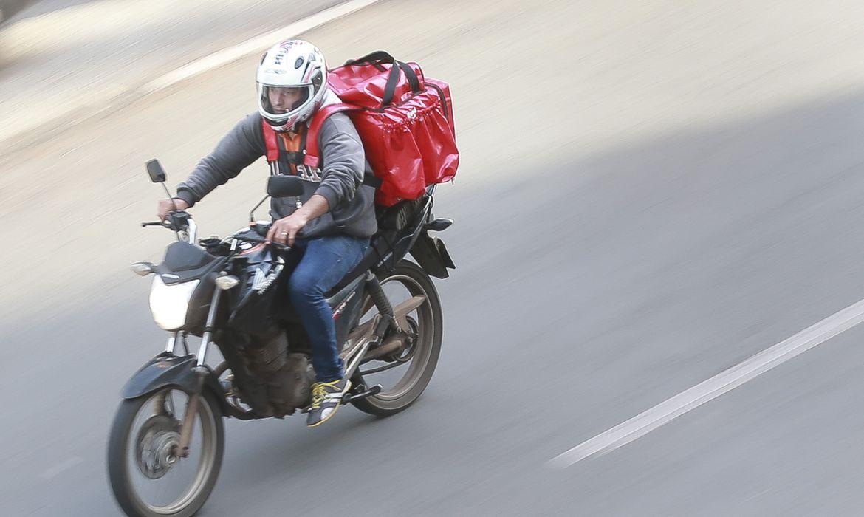 Motociclistas são maioria das vítimas fatais em acidentes de trabalho