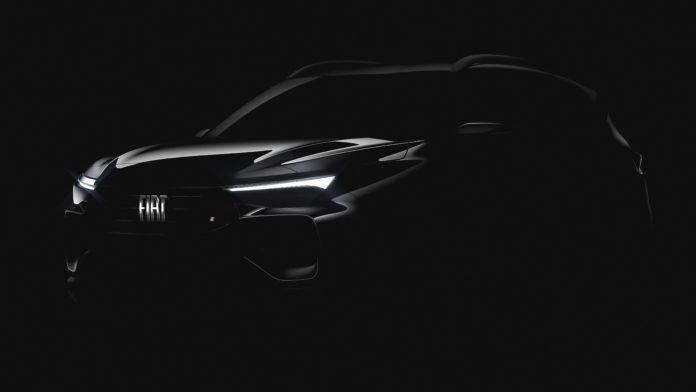 Fiat revela dianteira do Progetto 363, o SUV do Argo
