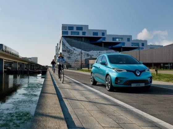 Renault Zoe E-Tech