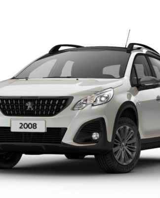 Peugeot 2008 Skywalker chega com preço de R$ 121.990 e Disney+ incluso
