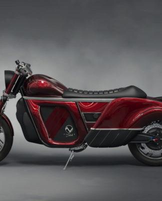Zaiser Motors revela a Electrocycle, a primeira moto com tração nas duas rodas
