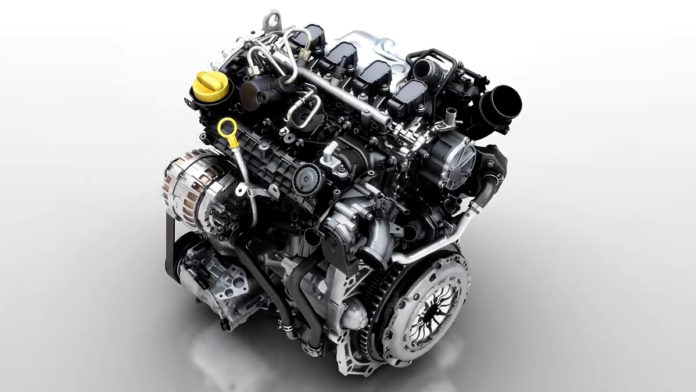 Motor turbo flex do Renault Captur 2022 terá 170 cv