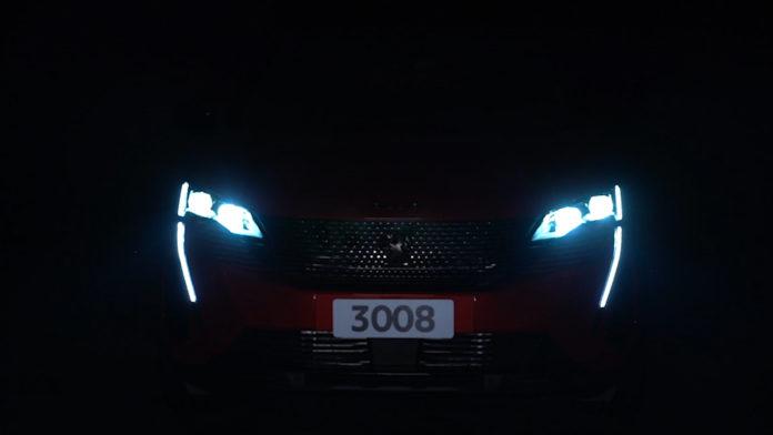 Novo Peugeot 3008 chega ao Brasil em junho