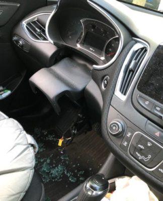 Ladrões estão furtando airbag de carros da Chevrolet nos EUA