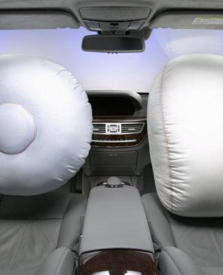 Veja 5 situações em que os airbags frontais podem não abrir