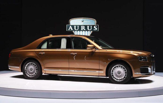 Aurus Senat é o carro russo que ninguém ligaria de ter