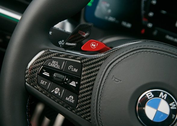 BMW M3 Competition Track