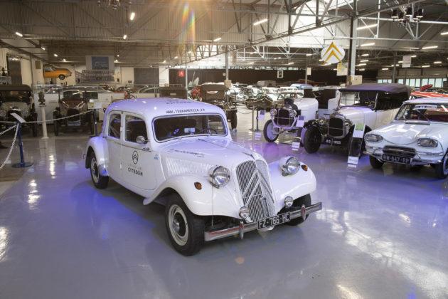Citroën de 1956 será usado em viagem de 40 mil km pelas Américas