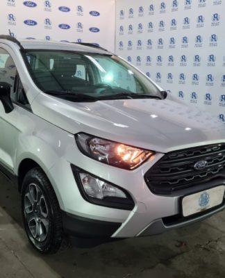 Leilão da frota da Ford tem EcoSport 0 km e Fusion blindado
