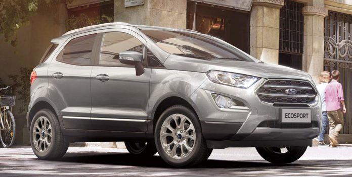 Fora de linha no Brasil, Ford EcoSport segue vivo na Argentina