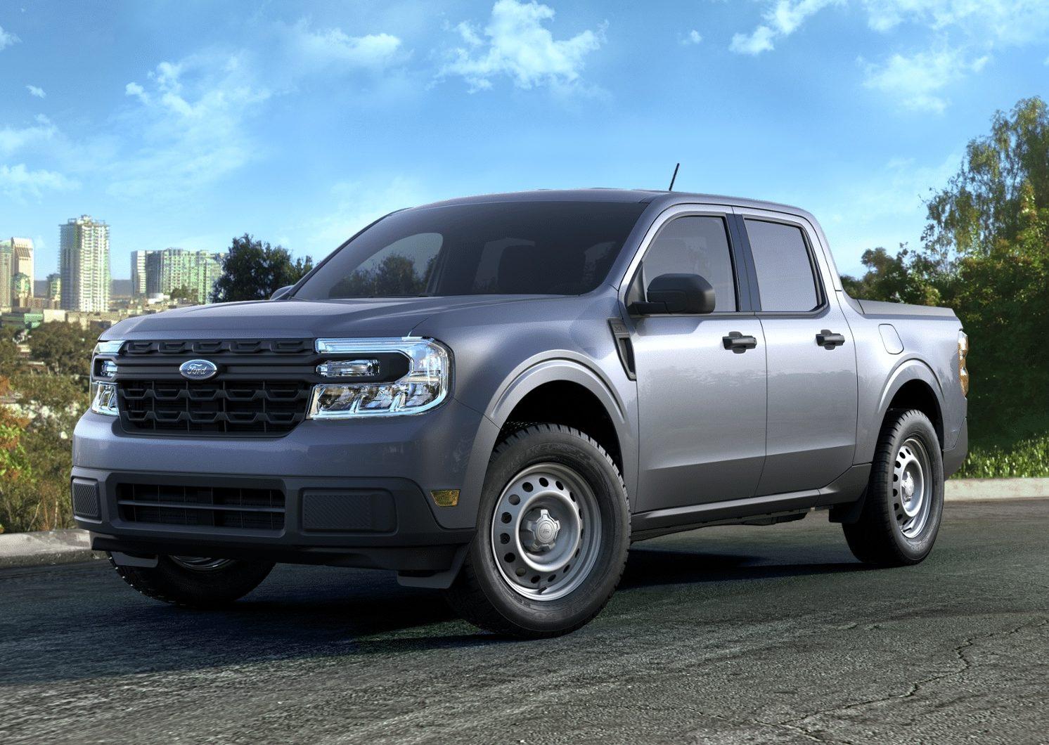 Ford Maverick XL