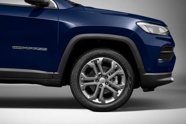 Jeep Compass Longitude T270 2022 (2)