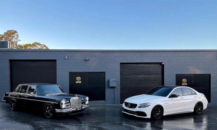 Mercedes-Benz W108 e W205