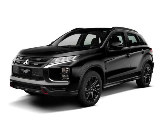 Mitsubishi Outlander Sport Black Edition